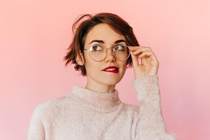 Material de las gafas