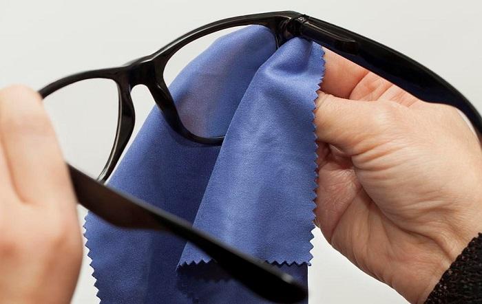 paño para limpiar gafas